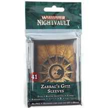 110-30 Nightvault Zarbag's Gitz Sleeves