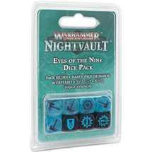 110-44 Nightvault Dadi degli Occhi dei Nove