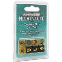 110-43 Nightvault Dadi dei Gitz di Zarbag