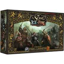 A Song of Ice & Fire: Tabletop Miniatures Game - Starter Set Stark vs Lannister