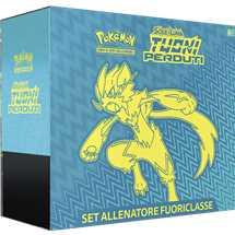Pokemon Set Allenatore Fuoriclasse Sole e Luna Tuoni Perduti