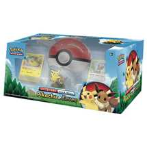 Pokemon Collezione Poke Ball Pikachu e Eevee