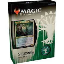 MTG - Guilds of Ravnica Guild Kit Selesnya - IT