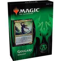 MTG - Guilds of Ravnica Guild Kit Golgari - IT