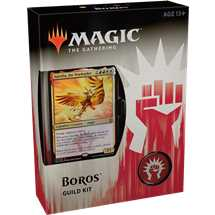 MTG - Guilds of Ravnica Guild Kit Boros - IT