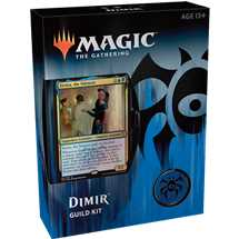 MTG - Guilds of Ravnica Guild Kit Dimir - IT