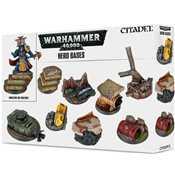 64-01 Basette per Eroi di Warhammer 40000