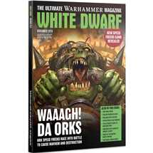 White Dwarf - Novembre 2018