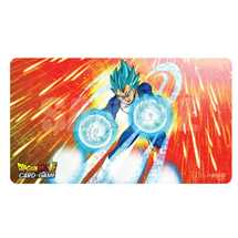 E-85781 Dragon Ball Super Playmat - Universe 7 Saiyan Prince Vegeta + Tubo