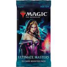 MTG - Ultimate Masters Booster Pack - EN