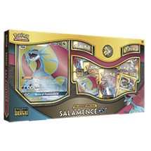 Pokemon SM7.5 Trionfo dei Draghi Collezioni Speciali Salamence GX