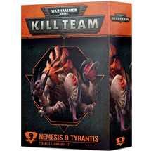 102-34-02 Warhammer 40K Kill Team Nemesis 9 Tyrantis