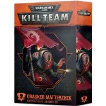 102-37-02 Warhammer 40K Kill Team Crasker Matterzhek