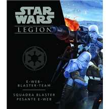 Star Wars: Legion - Squadra Pesante Blaster E-Web