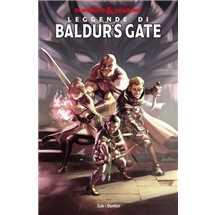 D&D Vol. 1 - Leggende di Baldur's Gate (Fumetto)