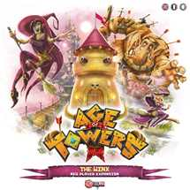 Age of Towers - The Winx (Espansione)