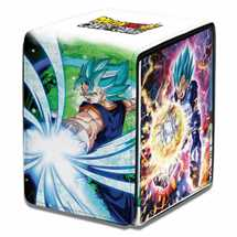 E-85786 Porta Mazzo Dragon Ball Super Alcove Flip Box - Vegito for Dragon Ball Super