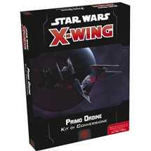 Star Wars X-Wing Seconda Edizione - Kit di Conversione Primo Ordine
