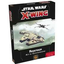Star Wars X-Wing Seconda Edizione - Kit di Conversione Resistenza