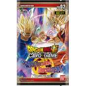 Busta Dragon Ball Super Themed booster 02 World Martial Art Tournament