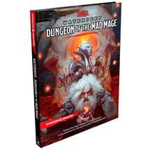 Dungeons & Dragons 5a ed. - Dungeon of the Mad Mage RPG Book - EN