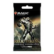 E-86851 UP - Relic Tokens Lineage Collection for Magic: The Gathering Booster