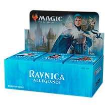 MTG - Ravnica Allegiance Booster Display (36 Packs) - IT