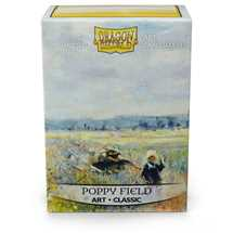 12012 Dragon Shield Standard Art Sleeves -Puppy Field (100 Sleeves)