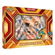 Pokemon Charizard-EX in Inglese