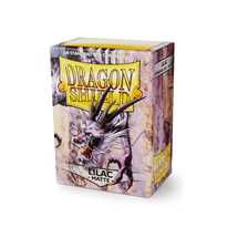 11034 Dragon Shield Standard Sleeves - Matte Lilac (100 Sleeves)