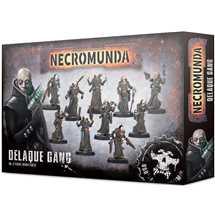 300-36 Necromunda Delaque Gang