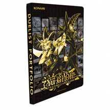 Yu-Gi-Oh! Portfolio 9 tasche Golden Duelists