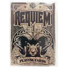 Requiem Autumn Deck Playing Cards Poker Size Limited Edition