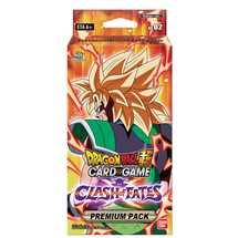 Dragon Ball Super Gift Set Clash of Fates