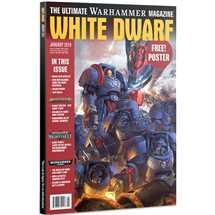 White Dwarf - Gennaio 2019