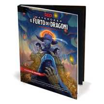 Dungeons & Dragons 5a ed. - D&D - Waterdeep: Il Furto dei Dragoni