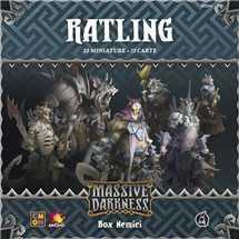 Massive Darkness - Ratling