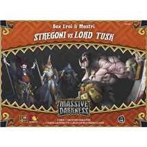Massive Darkness - Stregoni vs Lord Tusk