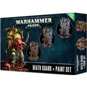 60-27-60 Death Guard + Paint Sett
