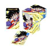 E-85777 Porta Mazzo Dragon Ball Super Full-View Deck Box Explosive Spirit, Son Goku
