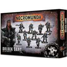 300-20 Necromunda Orlock Gang