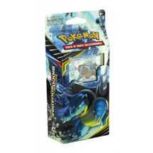 Mazzo Pokemon Sole e Luna Gioco di Squadra Cannone Torrenziale ITA