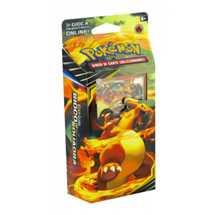 Mazzo Pokemon Sole e Luna Gioco di Squadra Fiamma Implacabile ITA