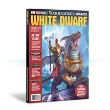 White Dwarf - Febbraio 2019