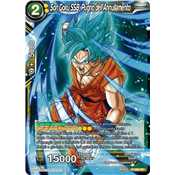 Negating Fist SSB Son Goku