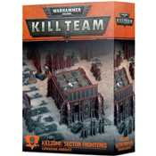 102-45-02 Warhammer 40K Kill Team Kill Zone: Sector Frontiers Espansione Ambiente