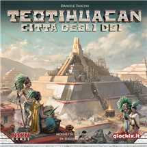 Teotihuacan - Città degli Dei