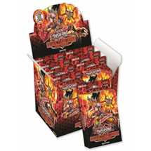 Box YGO 8x Structure Deck SoulBurner