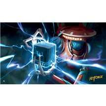 FFGKFS04 FFG - KeyForge: Positron Bolt Playmat