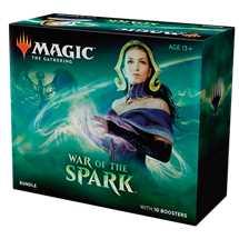 MTG War of the Spark  Bundle - EN
